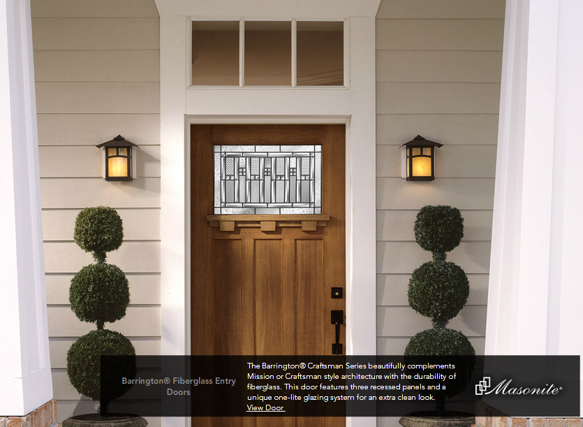 Interior and Exterior Doors and Trim | Building Materials Inc