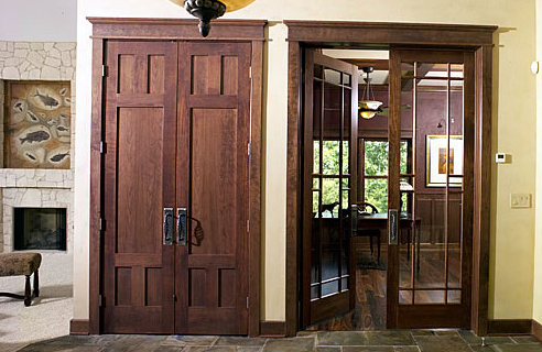 ... eight foot interior doors8u0027 interior doorsstained interior doors & Interior and Exterior Doors and Trim | Building Materials Inc