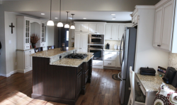 Kahoka kitchen remodel with after finished project pictures