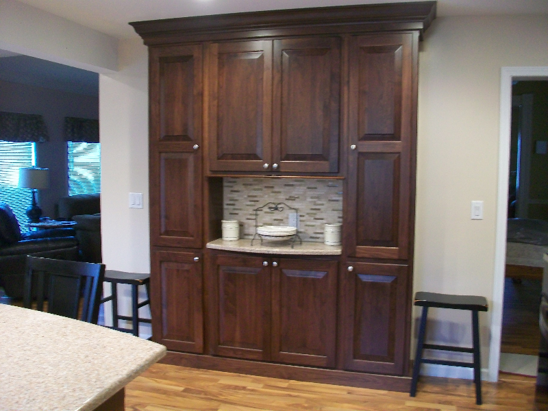 kitchen cabinet remodels learn about our projects building materials inc 2722